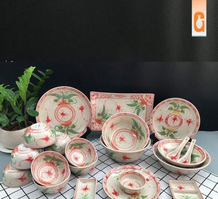 Xưởng sản xuất gốm sứ cung cấp bát đĩa nhà hàng khách sạn đẹp và sang trọng, giá tốt tại tphcm