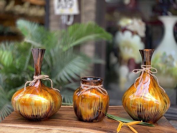 Nguồn hàng sỉ lọ hoa nhỏ để bàn, trang trí kệ đẹp giá rẻ