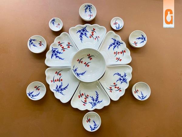 Bát đĩa cho nhà hàng khách sạn, bát đĩa đẹp cao cấp mua ở đâu ? giá tiền bao nhiêu ?